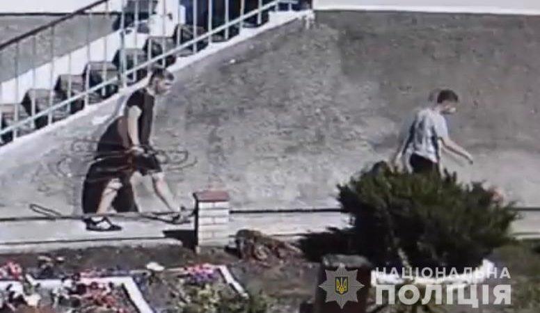 На Вінниччині двоє підлітків викрали трубу для кисню з ковідної лікарні