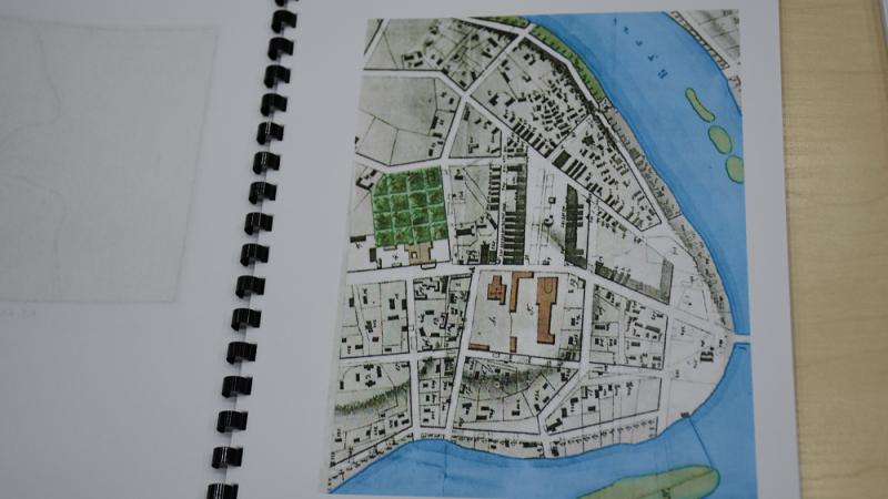 Археологічний атлас міста презентували у Вінниці
