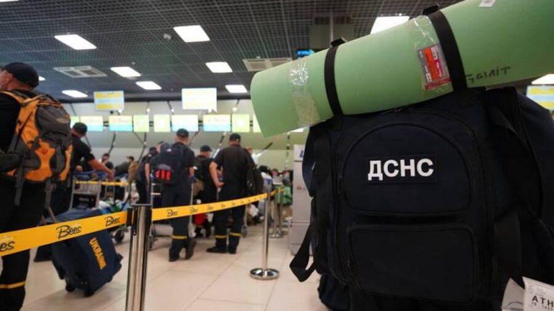 На гасіння пожеж до Греції вирушили Вінницькі пожежники