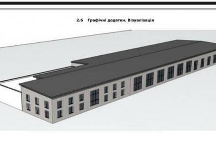 У Вінниці побудують виробничо-складський комплекс, на якому будуть виготовляти солодощі з натуральних продуктів