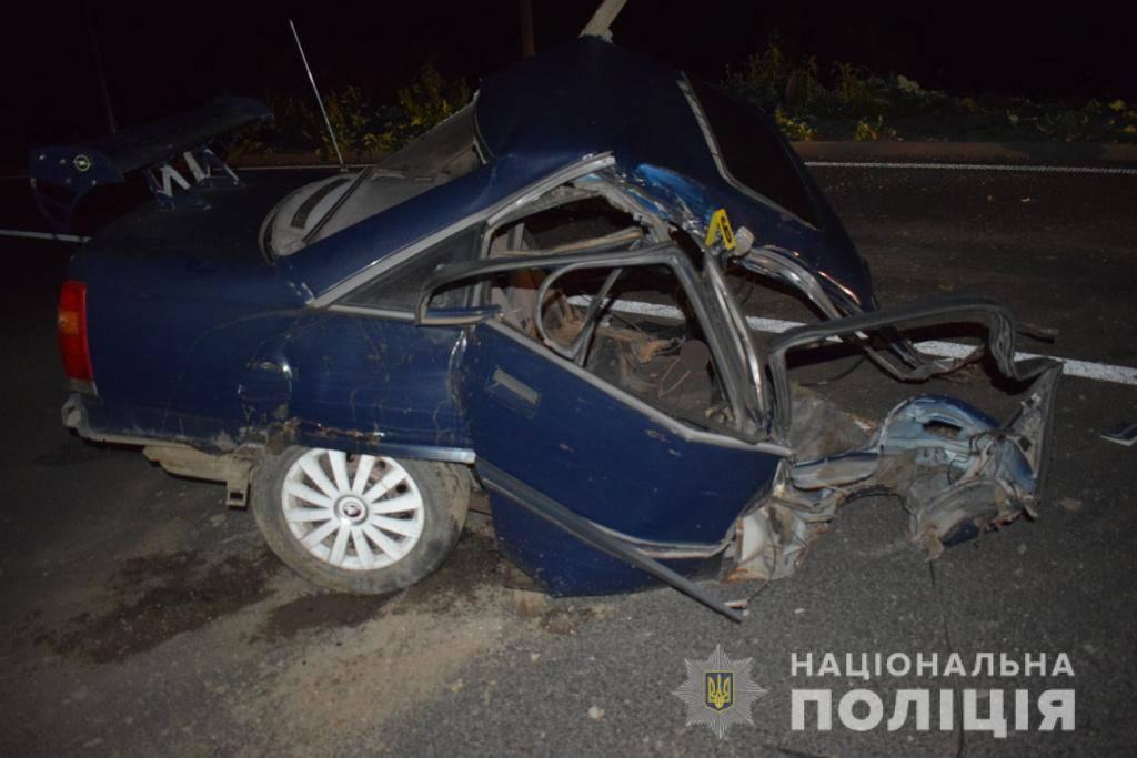 На Вінниччині нетверезий водій скоїв смертельне ДТП