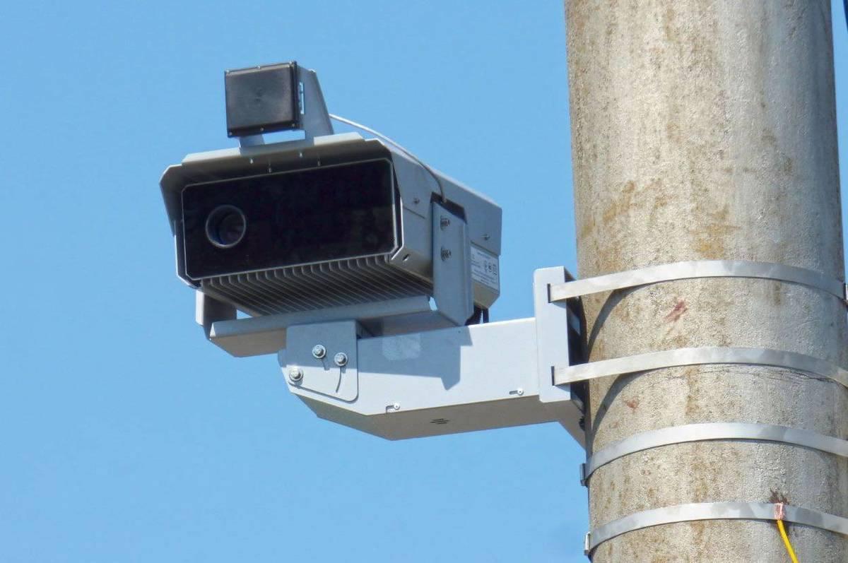 У Вінниці камери будуть автоматично фіксуватимуть порушення ПДР