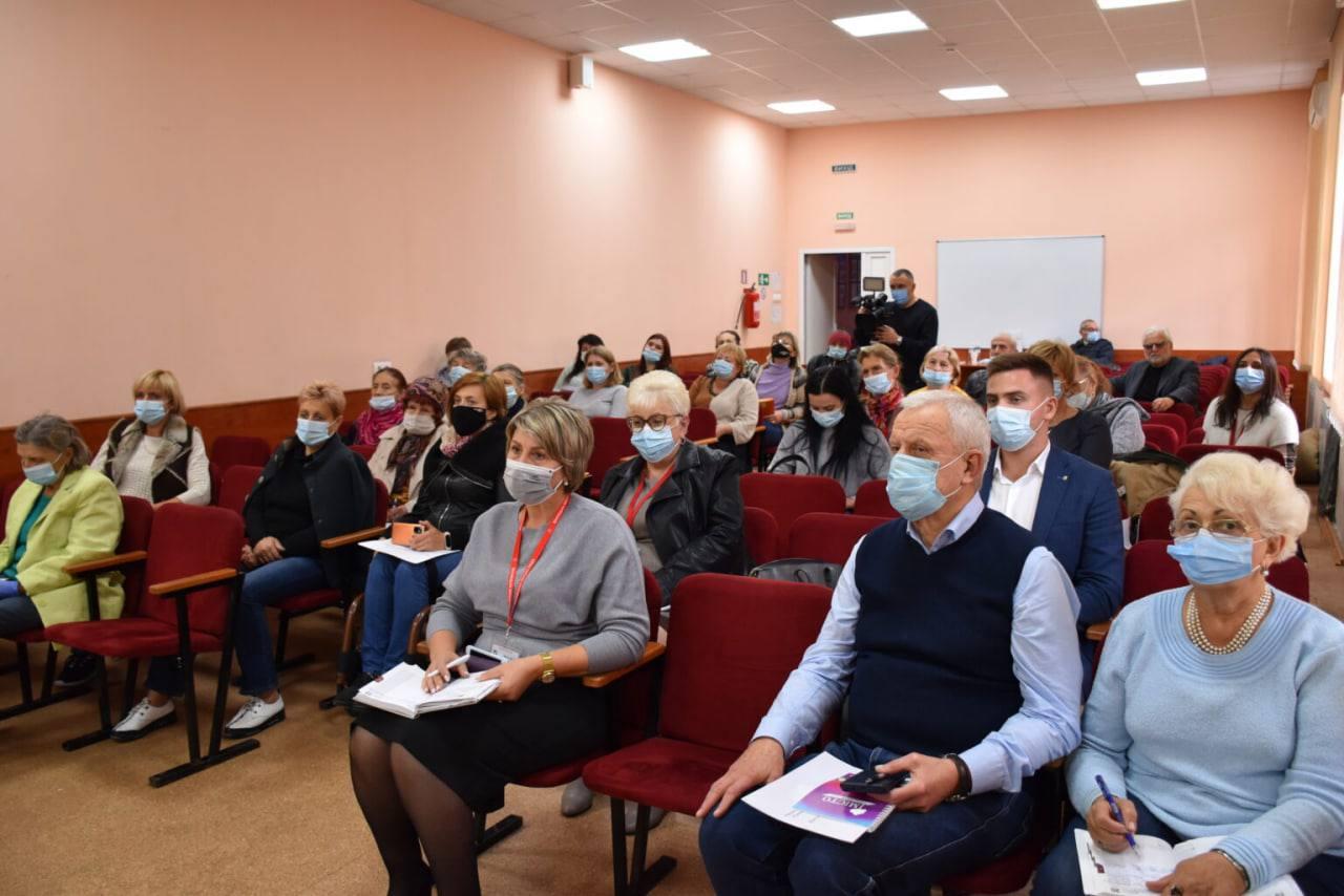 У Вінниці презентували соціальний паспорт «Картка життя»